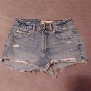Garage Size 0 Festival shorts